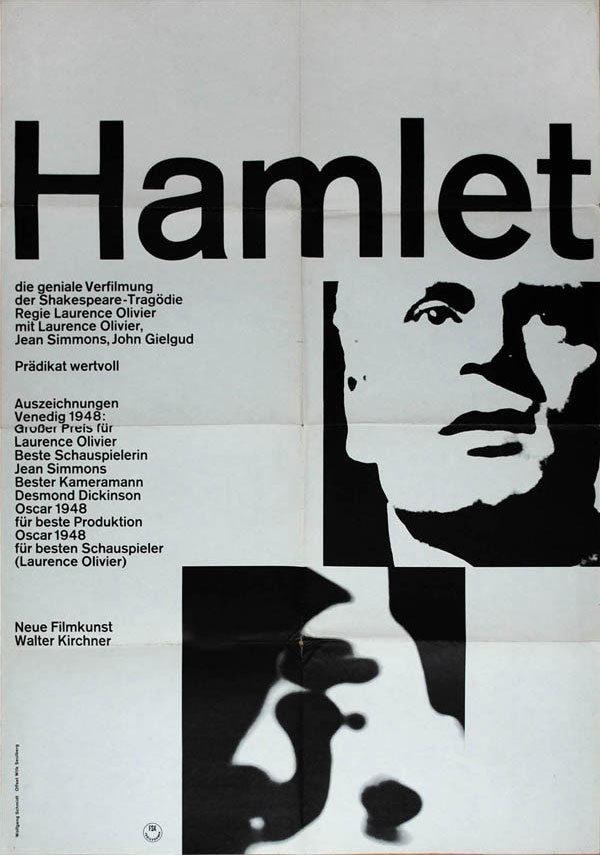 Hamlet 1948 Poster | www.pixshark.com - Images Galleries ...
