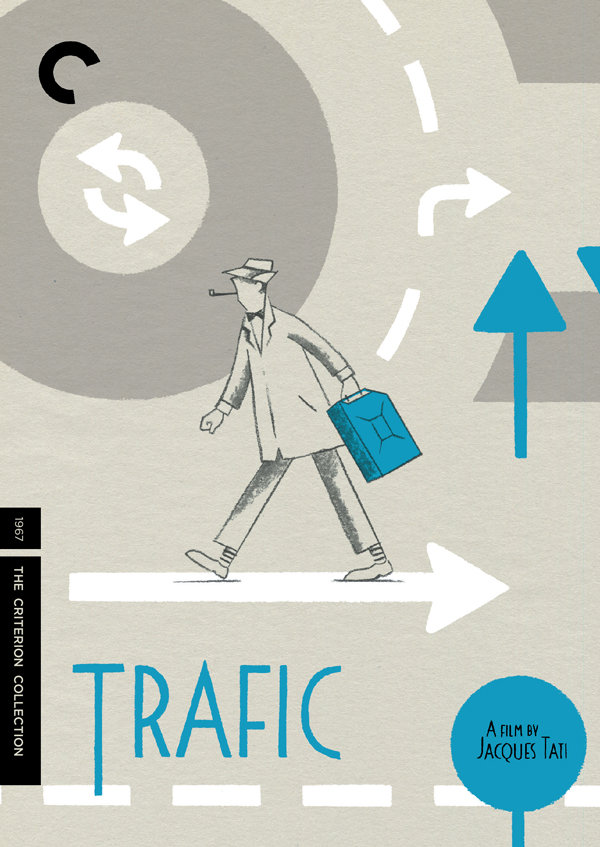 Movie Poster Of The Week The Criterion Jacques Tati