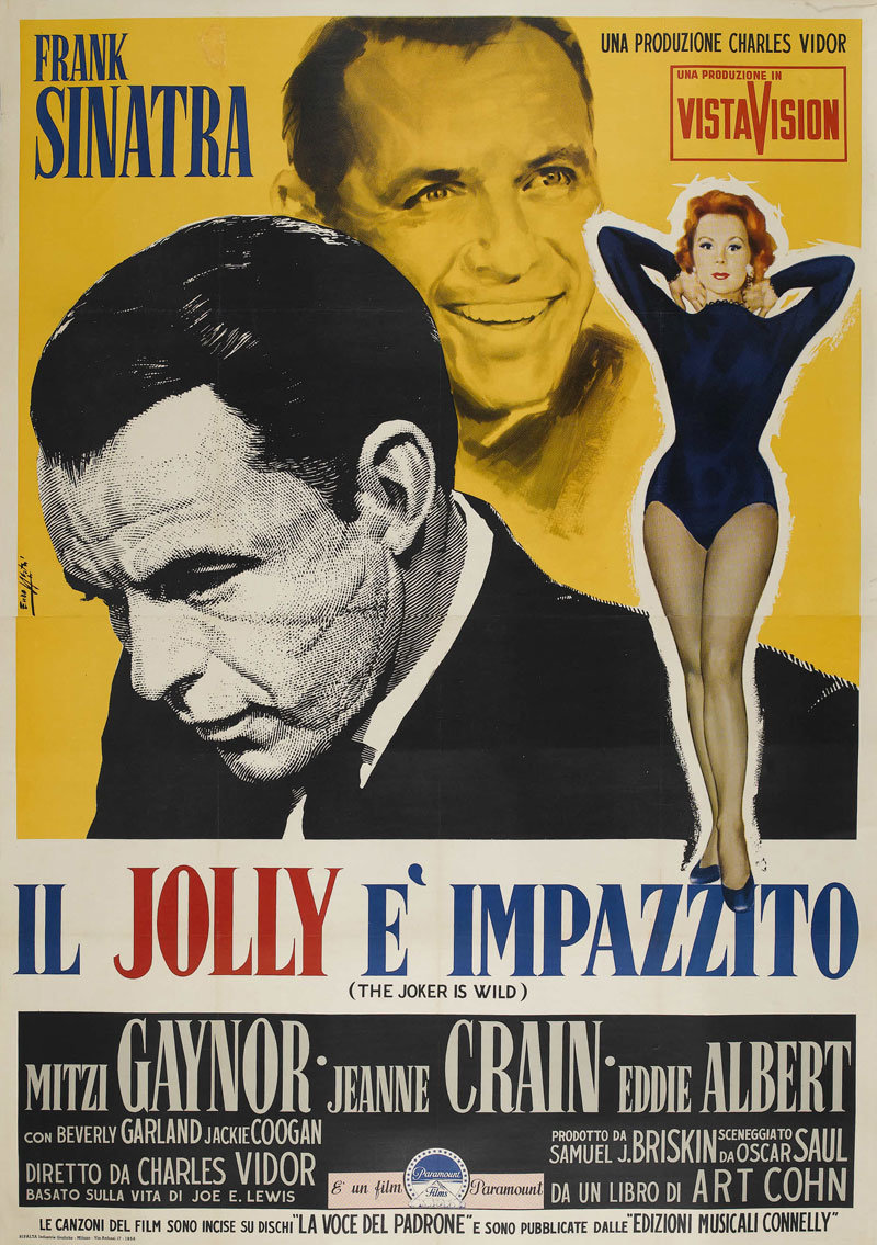 Movie Poster of the Week: Frank Sinatra in Movie Posters on Notebook ...