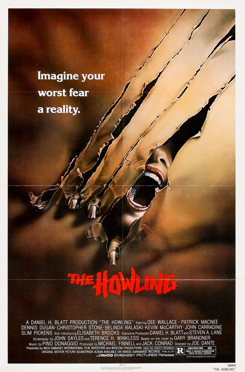 the howling movie wallpapers - photo #29