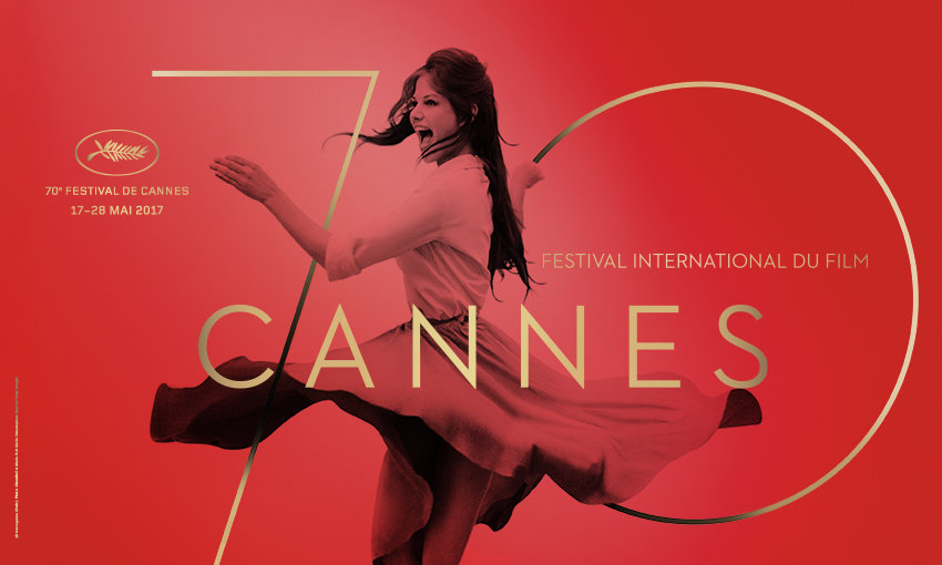 70th Cannes Film Festival Poster