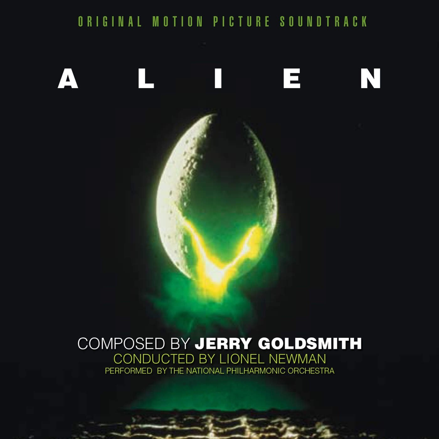 Jerry Goldsmith Alien