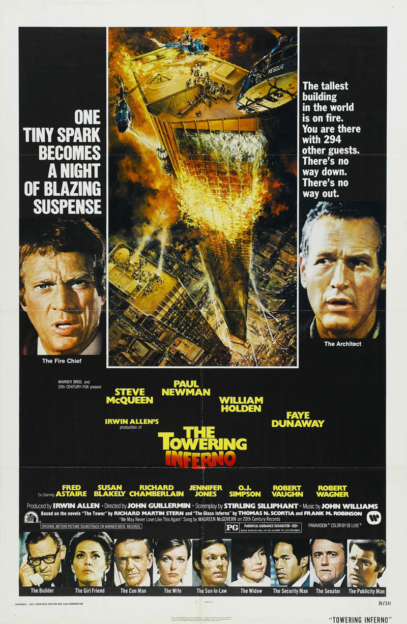 Movie Poster Of The Week 1970s Disaster Movies On