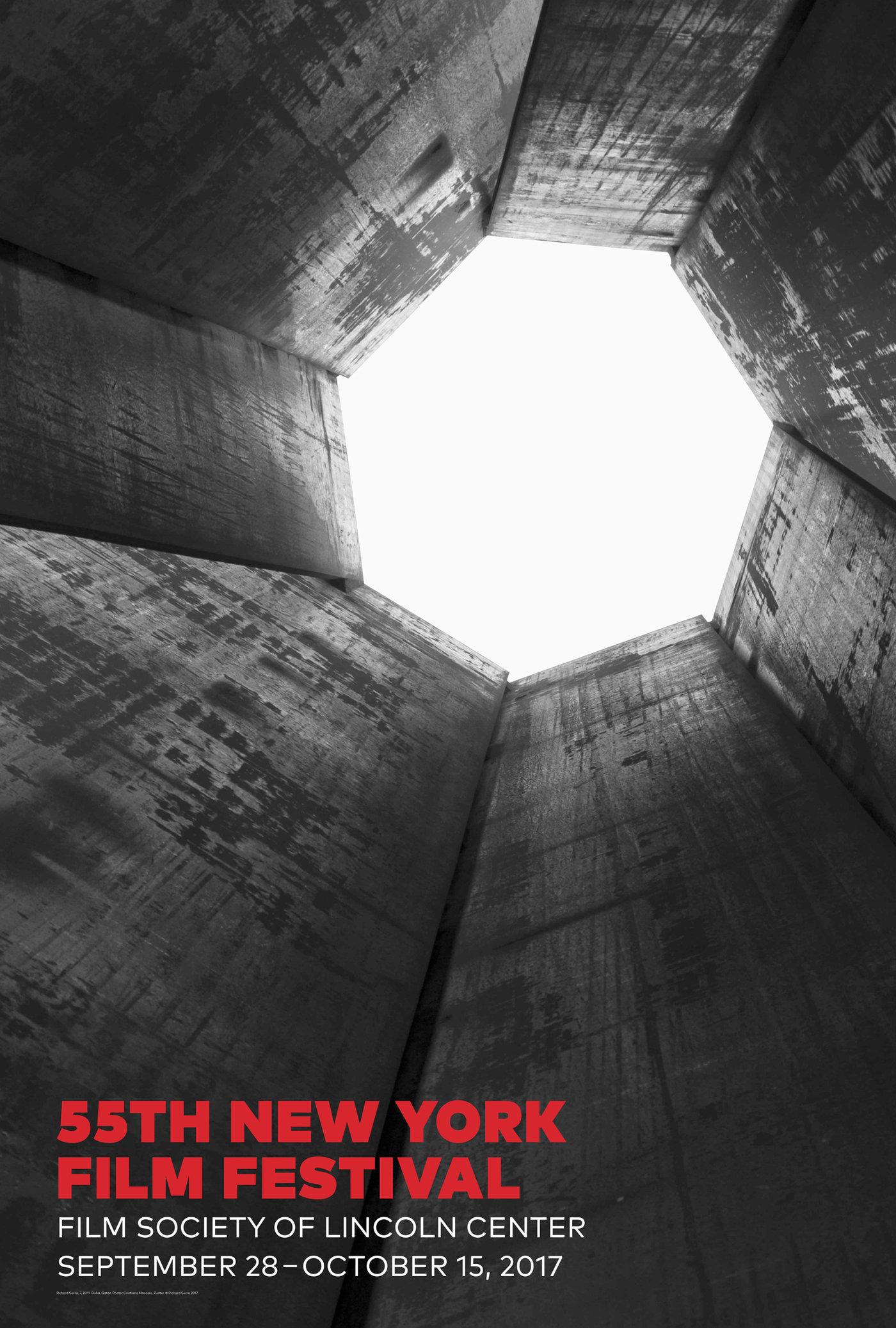 NYFF Richard Serra