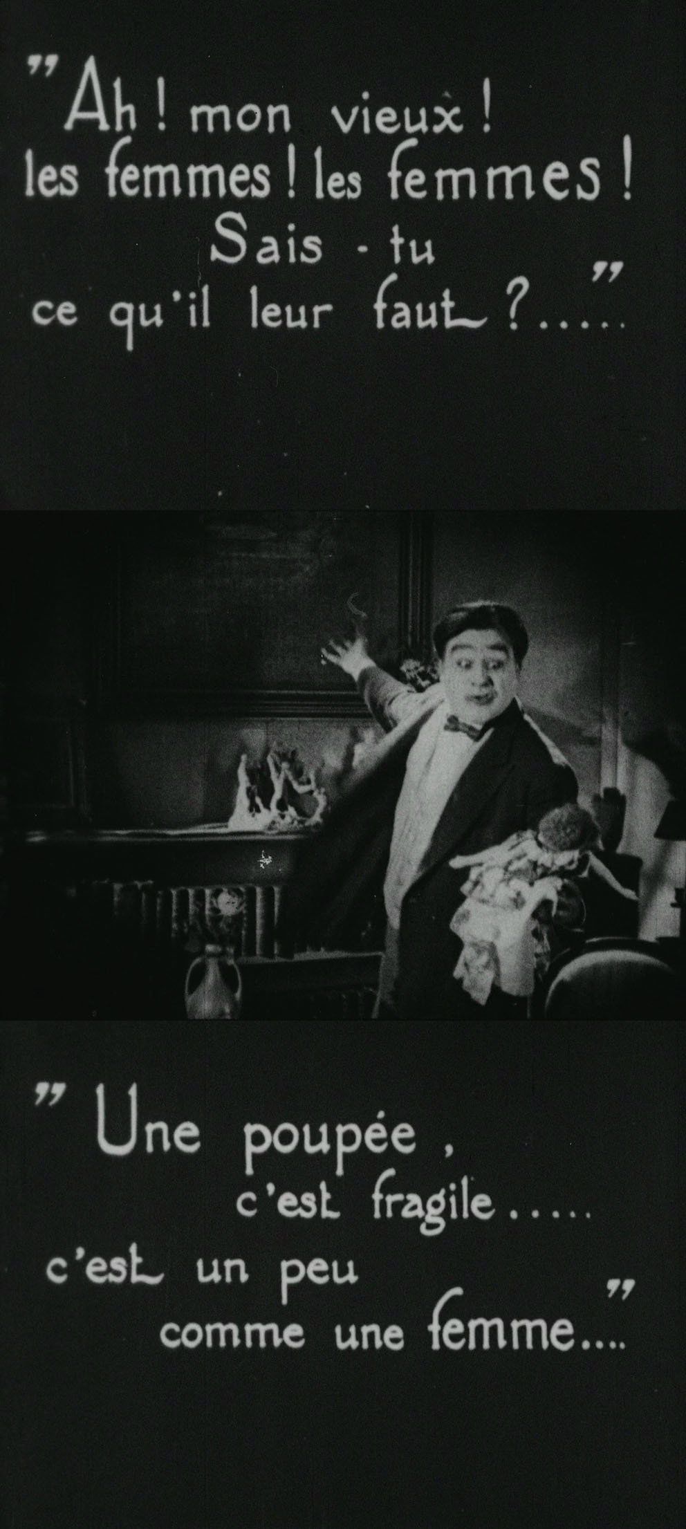 Foreplays 8 Germaine Dulacs The Smiling Madame Beudet
