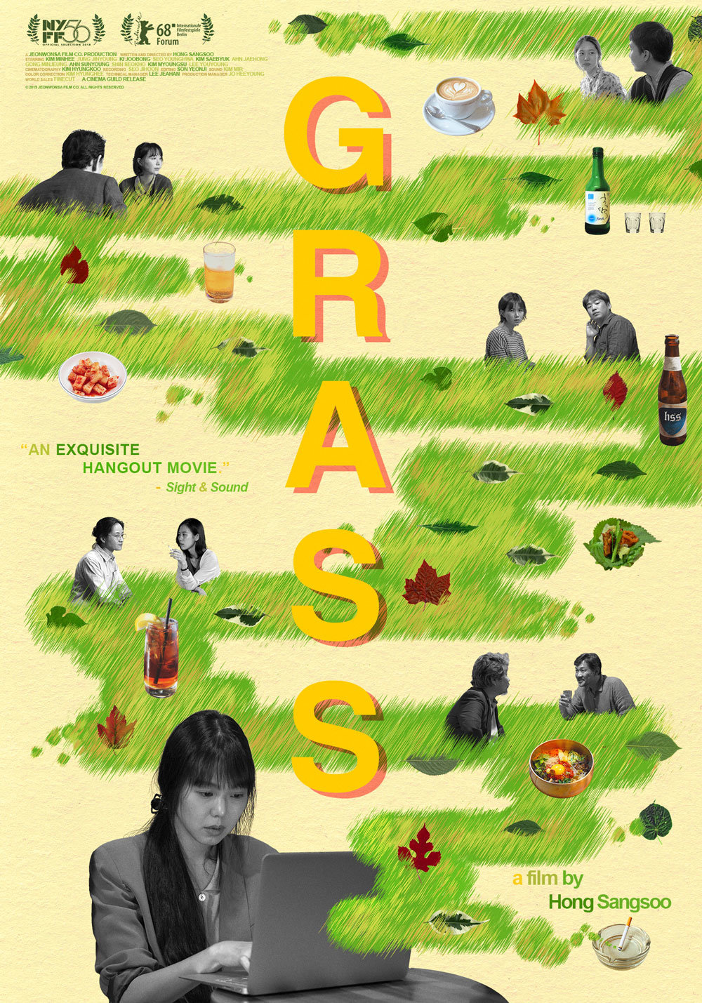 Image result for grass hong