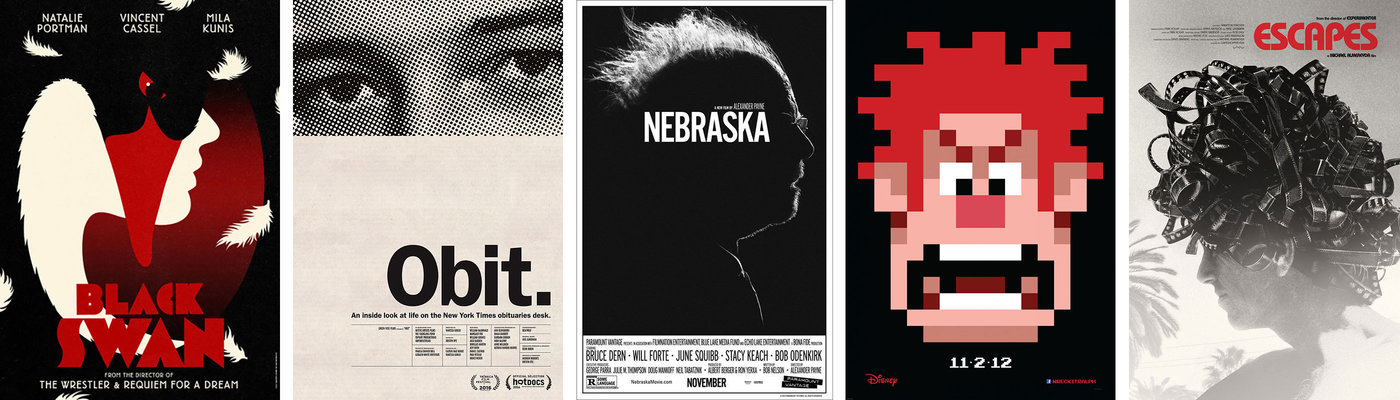The Best Posters of the 2010s