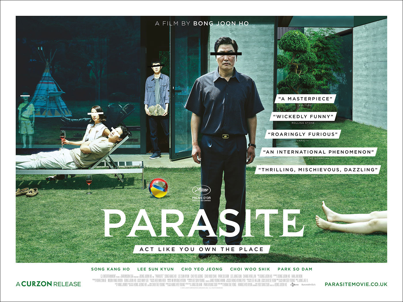 「parasite poster」の画像検索結果