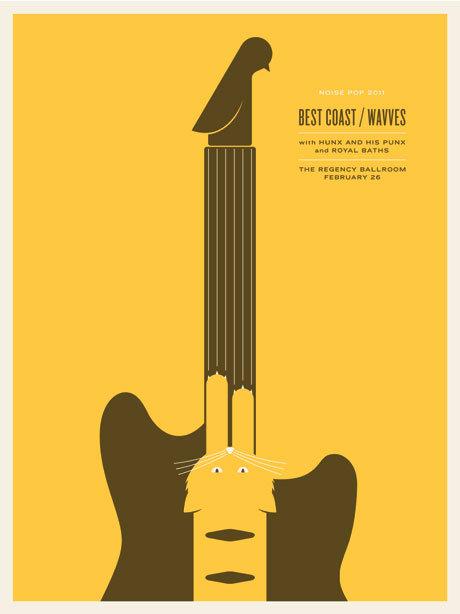 Best Coast poster