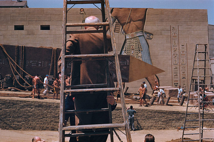 Cecil B. Demille's The Ten Commandments