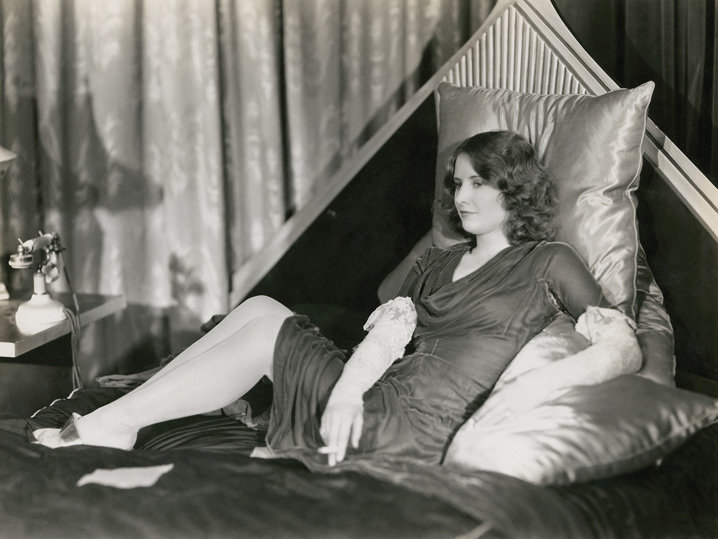 Barbara Stanwyck in Ladies They Talk About