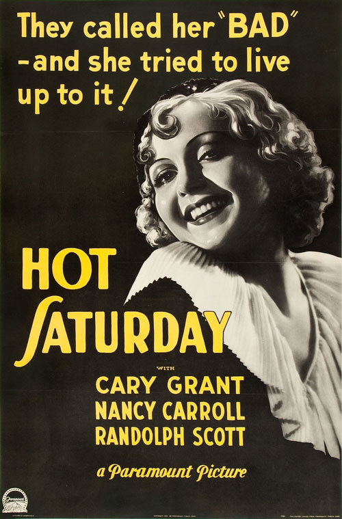 Hot Saturday poster