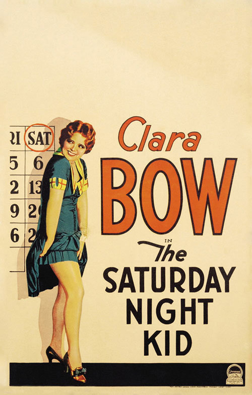 Saturday Night Kid poster