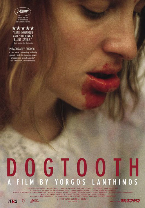 Image result for dogtooth movie poster