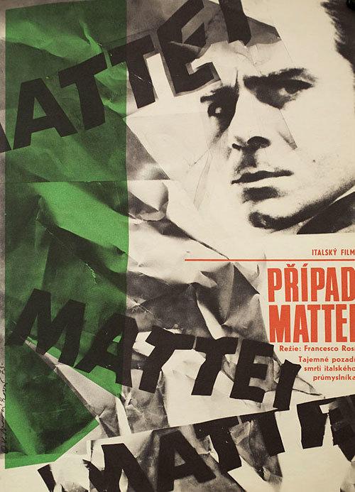 The Mattei Affair poster