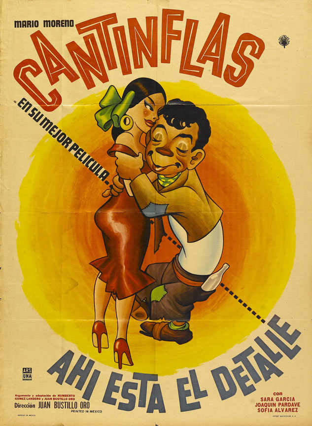 movie poster of the week the posters of cantinflas on