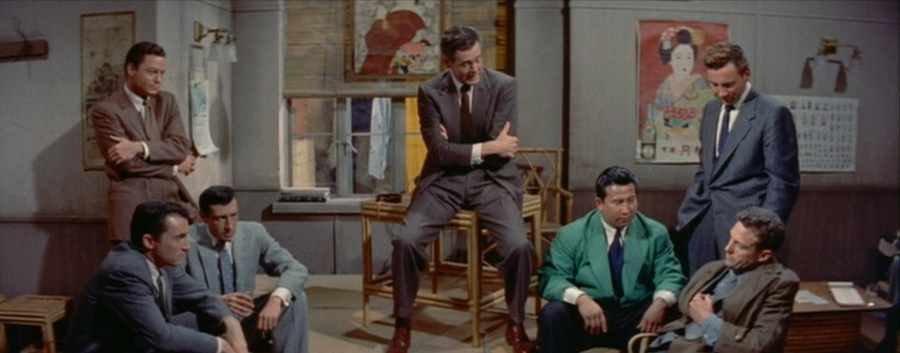 "Review: Samuel Fuller's ""House of Bamboo"" (1955) on Notebook 
