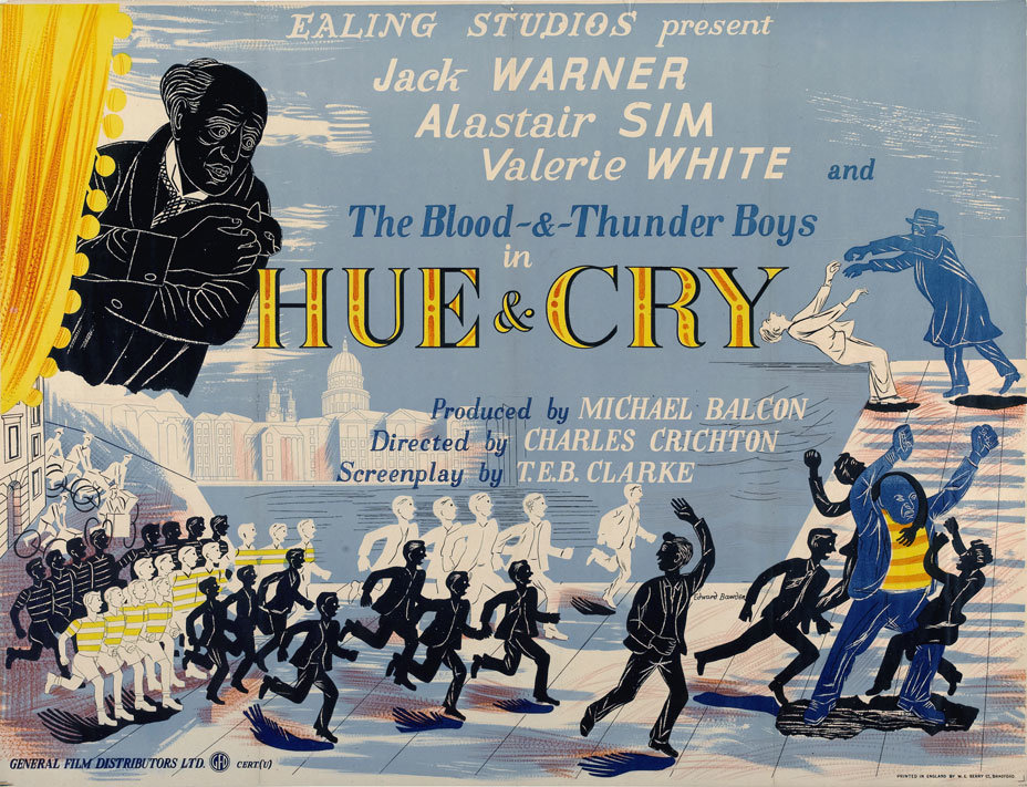 Hue and Cry poster