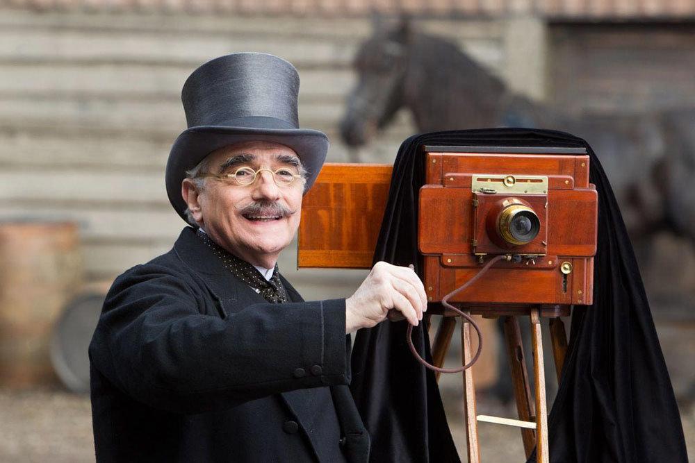 Scorsese in Hugo