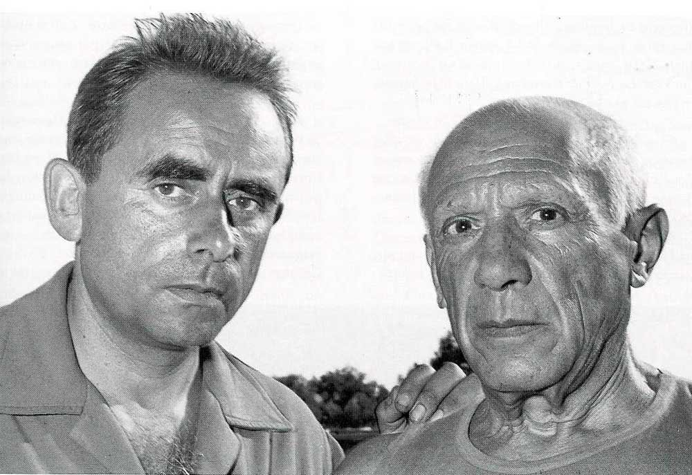Clouzot and Picasso
