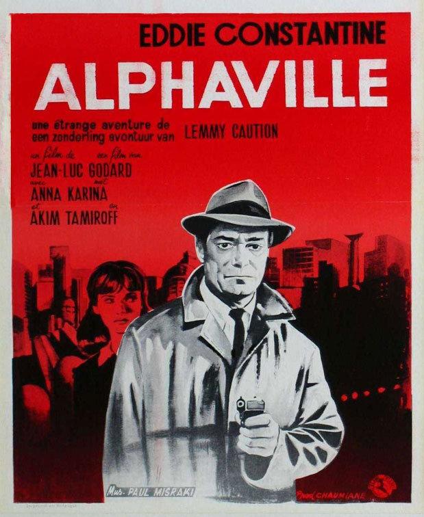 Alphaville poster