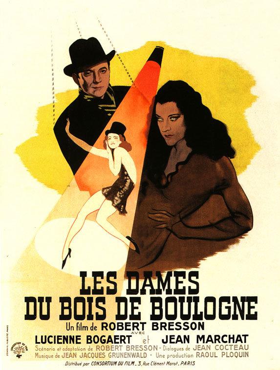 Les dames du Vois de Boulogne poster