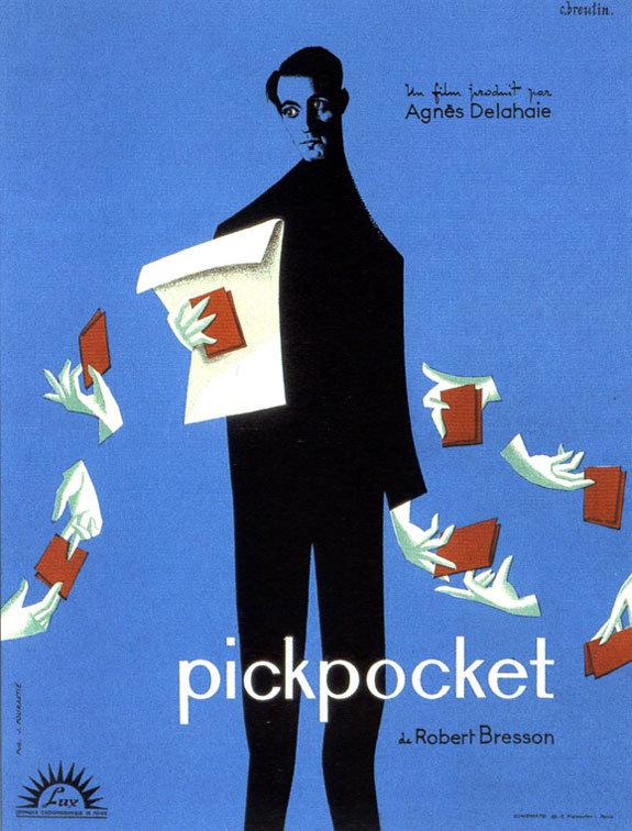 Pickpocket poster
