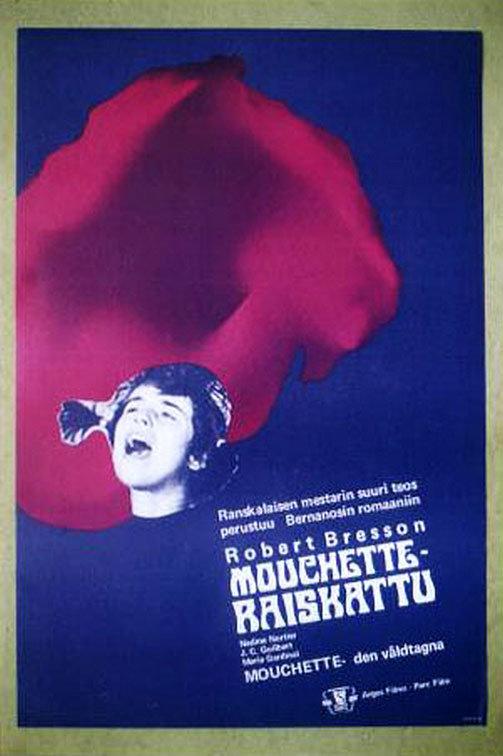 Mouchette poster