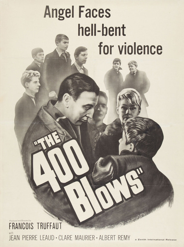 the 400 blows by truffaut commentary Audio commentary on the 400 blows by film scholar brian stonehill audio commentary on the 400 blows by truffaut's lifelong friend robert lachenay les mistons (1957), truffaut's 18-minute short.