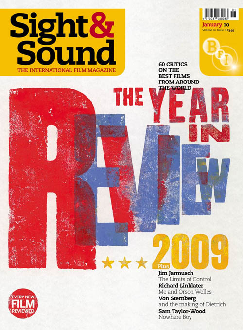 Sight & Sound: 2009 in