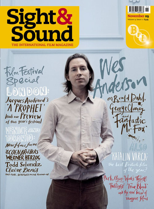 Sight & Sound: Wes Anderson