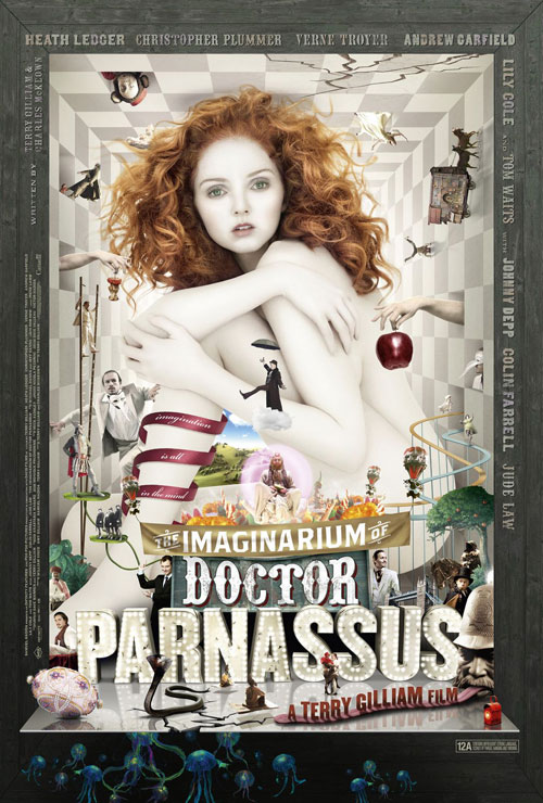 Movie Poster Of The Week Quot The Imaginarium Of Doctor