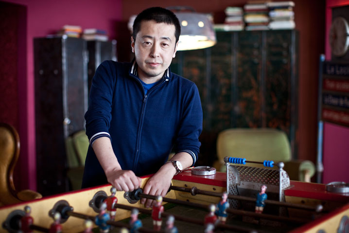 Leopard of Honour for Jia Zhangke
