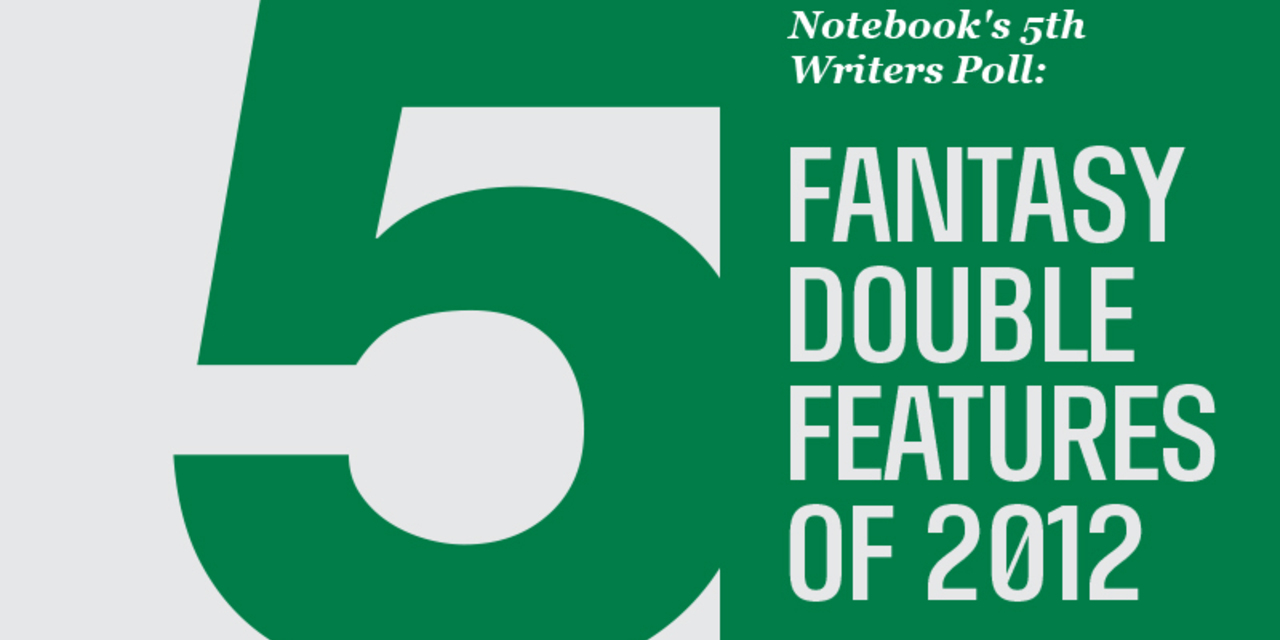 Notebooks 5th Writers Poll Fantasy Double Features Of 2012 On Dog Repellent Circuit No 2 Youtube Notebook Mubi